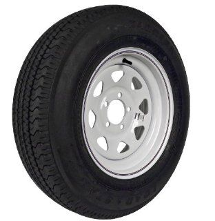 Kenda Loadstar Karrier Radial Trailer Tire   205/75R15 55C: Automotive