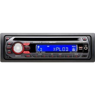 Sony CDX GT42IPW Xplod 208 Watts AM/FM Card CD Receiver with Direct iPod Control : Vehicle Cd Player Receivers : Car Electronics