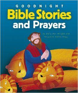 Good Night Bible Stories & Prayers 9781853457456 Books