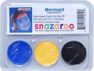 MERMAID THEME PACK Snazaroo Face Paint Theme Set