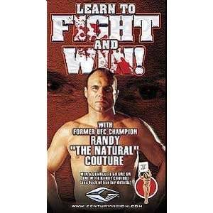 Learn to Fight and Win with Randy Couture   Take Downs for Grappling: Century Vision:  Instant Video