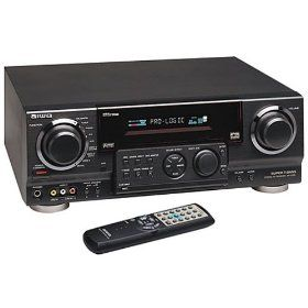 Aiwa AV D58 Audio/Video Receiver (Discontinued by Manufacturer): Electronics