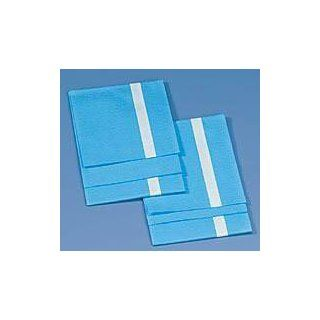 """680 PT# 680  Drape Surgical Non Fenestrated 18x26"""" TPT Sterile Blue 50/Ca by, Busse Hospital Disposable Industrial & Scientific"""