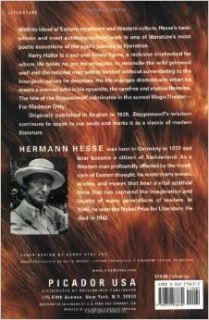 Steppenwolf: A Novel: Hermann Hesse, Basil Creighton: 9780312278670: Books