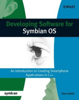 Symbian OS C++ for Mobile Phones: Volume 1: Professional Development on Constrained Devices (Symbian Press): Richard Harrison: 0000470856114: Books