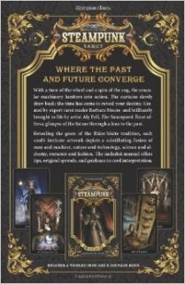 The Steampunk Tarot: Barbara Moore, Aly Fell: 9780738726380: Books