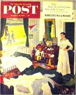 Saturday Evening Post October 22 1955 Vol 228 No 17   True Firsts   The Golden Journey (fourth of eight parts) by Agnes Sligh Turnbull; Underworld USA (conclusion) by Joseph F. Dinneen: Agnes sligh Turnbull, Joseph F. Dinneen, Olaf Ruthen, Edmund gilligan,