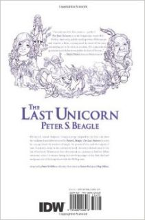 The Last Unicorn: Peter S. Beagle, Peter Gillis, Renae DeLiz, Ray Dillon: 9781600108518: Books