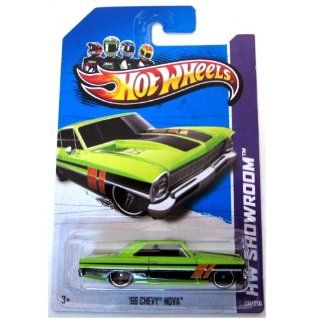 Hot Wheels '66 Chevy Nova Hw Showroom 2013 231/250: Toys & Games