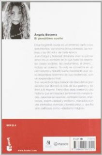 El penultimo sueno (Spanish Edition): Angela Becerra: 9788408067221: Books