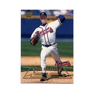 1998 Pacific #232 Tom Glavine: Sports Collectibles