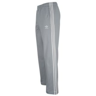 adidas Originals Superstar Track Pants   Mens   Casual   Clothing   Mid Grey/White