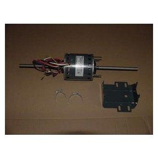 GE 5KCP29LG5864S/4M332 1/4 HP DOUBLE SHAFT ELECTRIC MOTOR 208 230V 1075 RPM   Electric Fan Motors