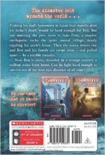 I Survived #8 I Survived the Japanese Tsunami, 2011 Lauren Tarshis 9780545459372 Books