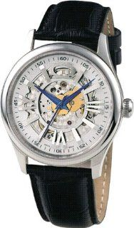 Nacar Automatic Skeleton Mens Watch # 02 29APS236 ASL1: Watches