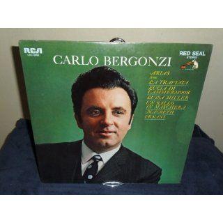 Carlo Bergonzi Arias From La Traviata, Lucia Di Lammermoor, Luisa Miller Un Ballo in Maschera, Macbeth, Erani Music
