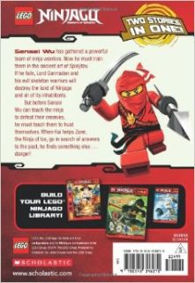 LEGO Ninjago Chapter Book Kai, Ninja of Fire Scholastic, Greg Farshtey 9780545348270 Books