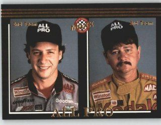 1992 Maxx Black #235 Kirk Shelmerdine / Tony Glover AP   NASCAR Trading Cards (All Pro) (Racing Cards): Sports Collectibles