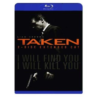 Taken (Two Disc Extended Cut) [Blu ray]: Liam Neeson, Famke Janssen, Maggie Grace, Leland Orser, Jon Gries, David Warshofsky, Katie Cassidy, Holly Valance, Pierre Morel: Movies & TV