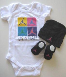 Nike Jordan Baby Layette Set and Cellphone Anti dust Plug Clothing