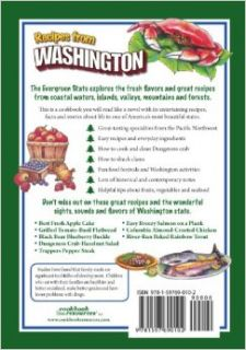 Recipes from Washington: LLC Cookbook Resources: 9781597690102: Books