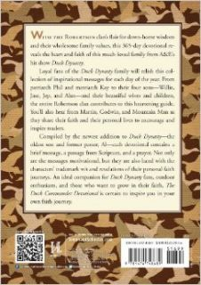 The Duck Commander Devotional: Alan Robertson: 9781476748689: Books
