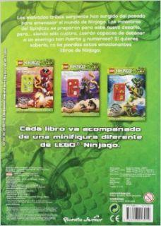 Ninjas vs. Hypnobrai: Lego Ninjago con figura: Lego: 9788408013952: Books