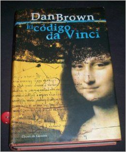 El codigo da Vinci   Hardcover/Dust Jacket   in Spanish: Dan Brown: Books