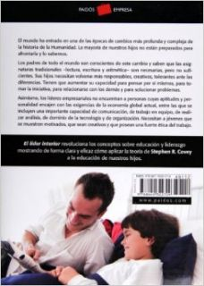 El lider interior (Paidos Empresa) (Spanish Edition): Stephen R. Covey: 9788449322709: Books