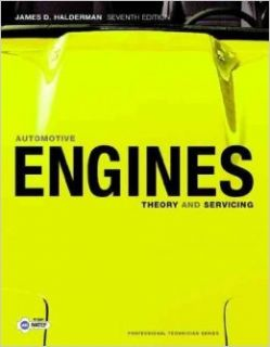 Automotive Engines: Theory and Servicing[ AUTOMOTIVE ENGINES: THEORY AND SERVICING ] by Halderman, James D. (Author ) on Aug 29 2010 Paperback: James D. Halderman: 9780135103838: Books