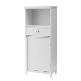Buy Real Simple® Tall Cabinet with Two Drawers from
