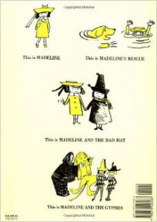 Madeline in London: Ludwig Bemelmans: 9780670446483: Books