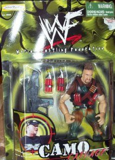 World Wrestling Federation Camo Carnage Road Dogg Jesse James: Toys & Games