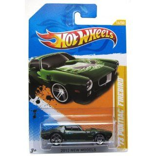 2012 Hot Wheels New Models '73 Pontiac Firebird, 16/50   16/247: Toys & Games