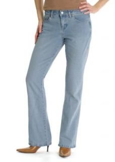 Lee Misses Ultimate 5 Bootcut Jean, Light Handsand, 6 Medium at  Women�s Clothing store