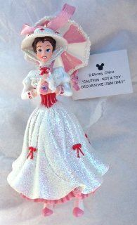 Disney Park Mary Poppins Figurine Christmas Holiday Ornament: Everything Else