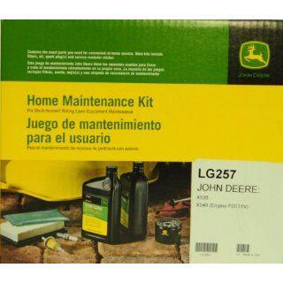 John Deere Genuine LG257 Home Maintenance Kit for JOHN DEERE X520 X540 (Engine FD731V) Industrial & Scientific