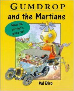 Gumdrop and the Martians Bal Biro 9780340714850 Books