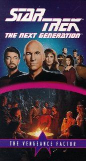 Star Trek   The Next Generation, Episode 57: The Vengeance Factor [VHS]: LeVar Burton, Gates McFadden, Gabrielle Beaumont, Robert Becker, Cliff Bole, Timothy Bond, David Carson, Chip Chalmers, Richard Compton, Robert Iscove, Winrich Kolbe, Peter Lauritson,