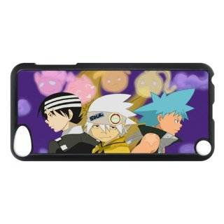 Soul Eater X&T DIY Snap on Hard Plastic Back Case Cover Skin for iPod Touch 5 5th Generation   271: Cell Phones & Accessories