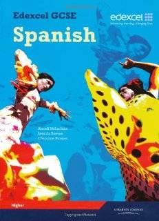 Edexcel GCSE Spanish Higher Student Book 9789814407038 Books