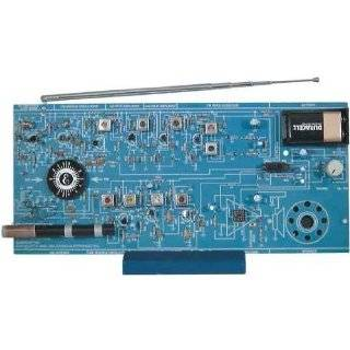 Elenco AM/FM 108K/CS10 (Casepack of 10) AM/FM Radio Kit/Trainer (requires assembly advanced): Toys & Games