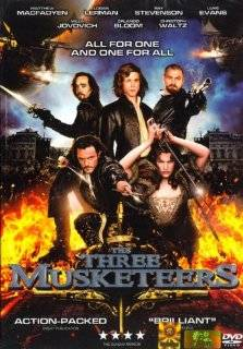 The Three Musketeers Logan Lerman, Orlando Bloom, Milla Jovovich, Ray Stevenson, Mads Mikkelsen, Luke Evans, Paul W.S. Anderson Movies & TV