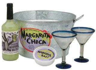 El Paso Margarita Chica Cocktail Gift Set   Home Decor Gift Packages