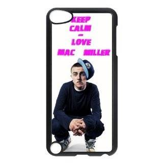 Mac Miller Case for Ipod 5th Generation Petercustomshop IPod Touch 5 PC00571 : MP3 Players & Accessories