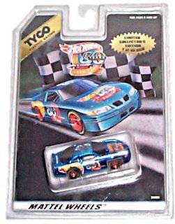 Tyco   Electric Racing   Mattel Wheels   Hot Wheels/30 Year Anniversary Commemorative Electric Race Car (Metallic Blue)   Limited Collector's Edition (1 of 10,000) Toys & Games