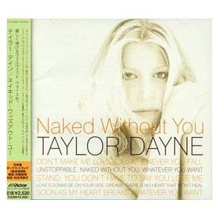 Naked Without You (+1 Bonus Track): Music