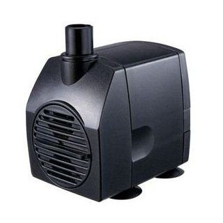 Jebao WP 2000 Submersible, Hydroponics, Aquaponics, Fountain Pump 530gph, 45w : Pond Water Pumps : Patio, Lawn & Garden