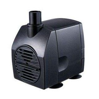 Jebao WP 2000 Submersible, Hydroponics, Aquaponics, Fountain Pump 530gph, 45w : Pond Water Pumps : Patio, Lawn & Garden