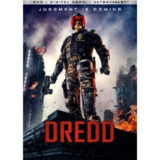 Dredd [DVD + Digital Copy + UltraViolet] Karl Urban, Lena Headey Movies & TV
